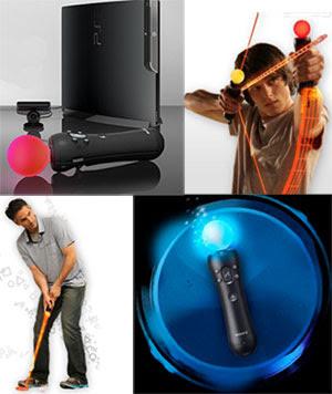 PlayStation Move controle de movimento