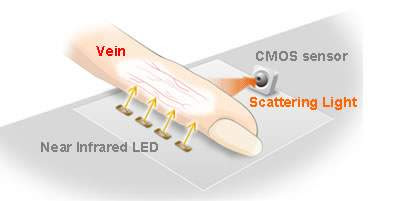 Sistema biométrico Mofiria