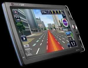 GPS 3D iNavi K7