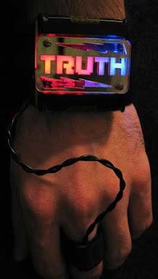 Pulseira da verdade