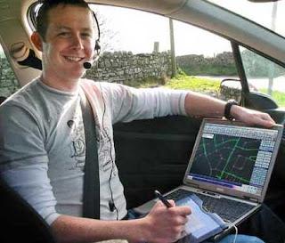 NAVTEQ GPS