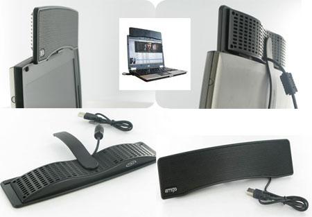 AQ Amigo Alto-falante  portátil para PC