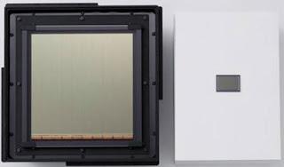 Canon sensor CMOS 202 x 205 mm