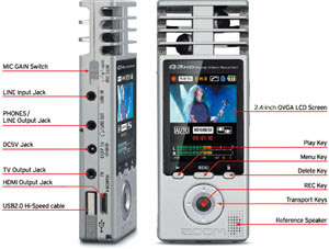 Q3HD Video Recorder