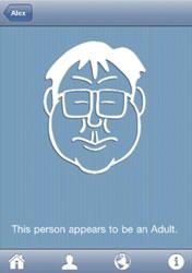 Child Defense app identifica adulto