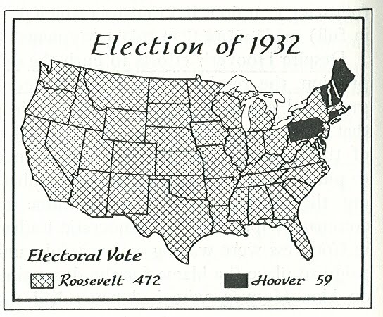 thamanjimmy: History of the Election of 1932