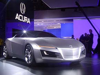 New Exotic Acura NSX - Luxurious Sports Car