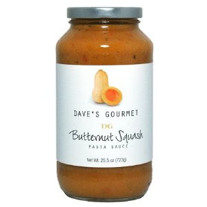 ... the kitchen: Costco Find: Dave's Gourmet Butternut Squash Pasta Sauce
