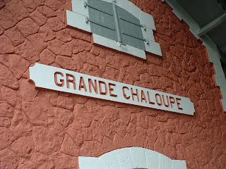 La Gare de la Grande Chaloupe