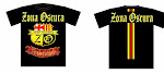 el modelo de la camiseta de la zona oscura bcn