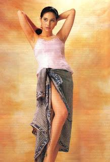 Foto Ayu Azhari Model Seksi