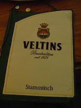 veltins beer of germany