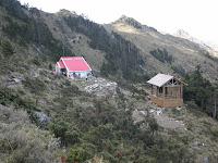 嘉明湖避難山莊