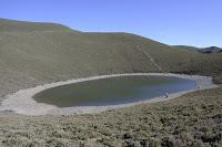 漂亮的嘉明湖