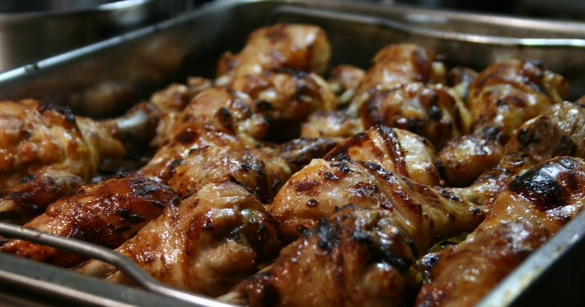 grillad kycklingfile marinad