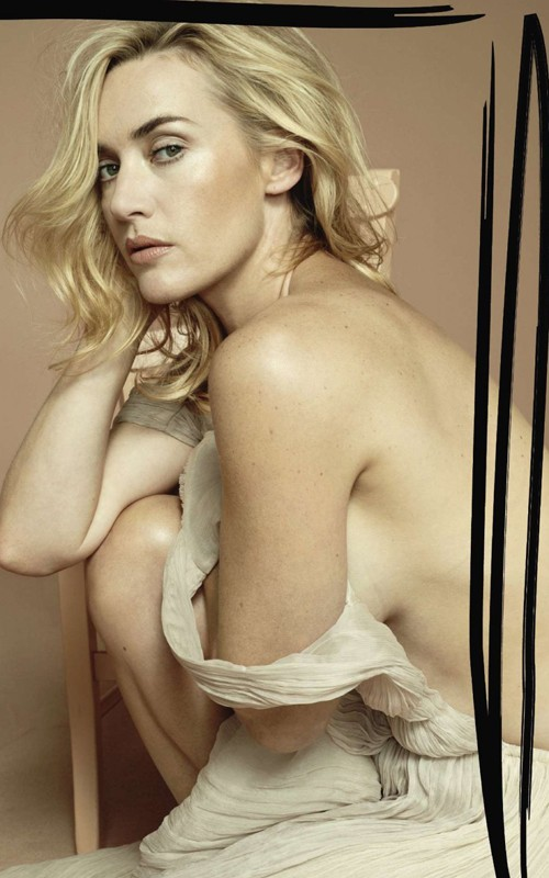 Latest Kate Winslet Hairstyle 11