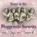 I&#39;m a Sorority Sister!