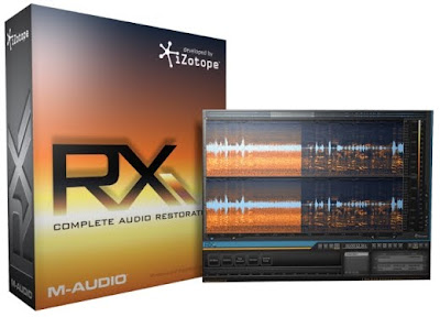 iZotope RX Advanced v1.30 , Completa suite para la restauración de audio