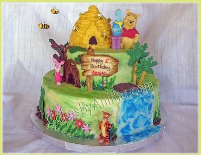يم () يم () متى () يجي () اليوم () اكلها () ؟؟؟؟؟ Pooh+cake2