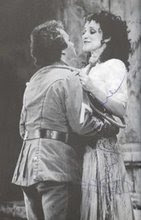 Agnes Baltsa and Jose Carreras, in the Athens Carmen