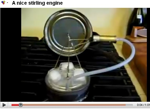 A nice stirling engine