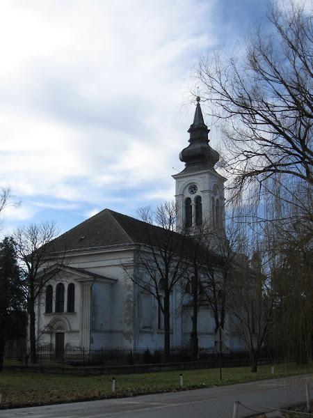 Torontálvásárhekyi Református Templom