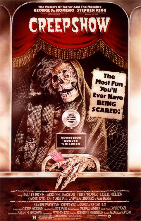 Stephen King at the movies Creepshow_cover