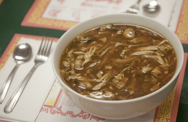 This week it 39s the hot and sour soup at King Buffet pictured here in a
