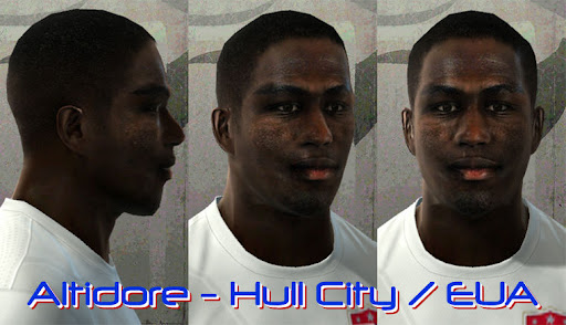 Pes 2010 - Altidore Face Preview