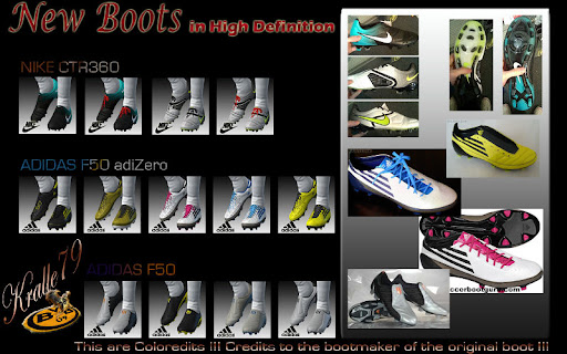 Pes 2010 - New Boots #19-04 Preview