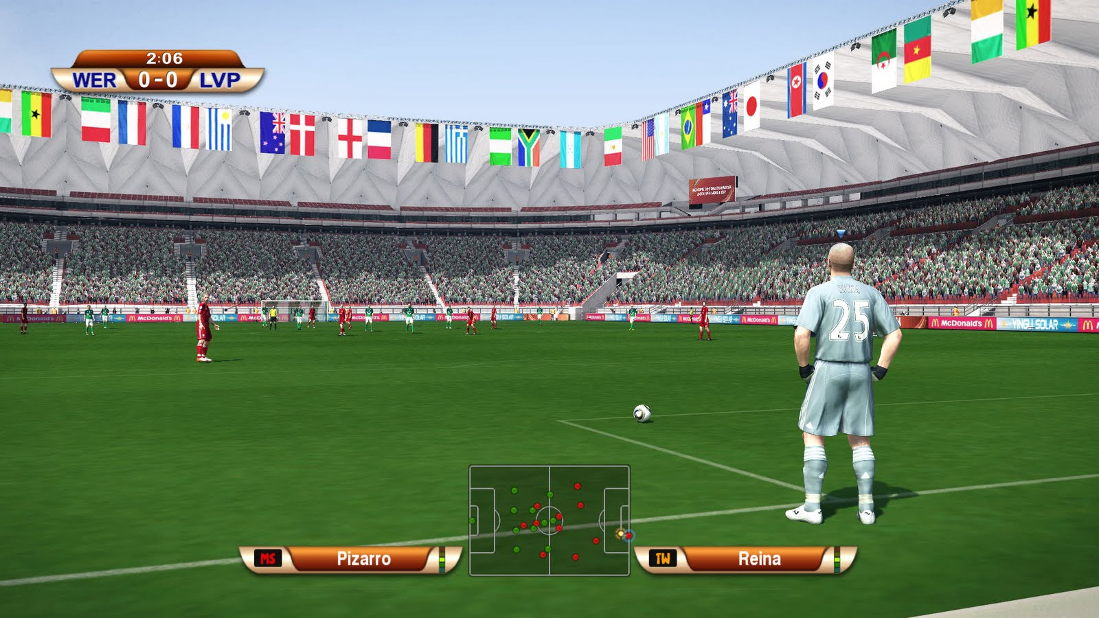 PESEditCom 2010 FIFA World Cup Patch Update 13