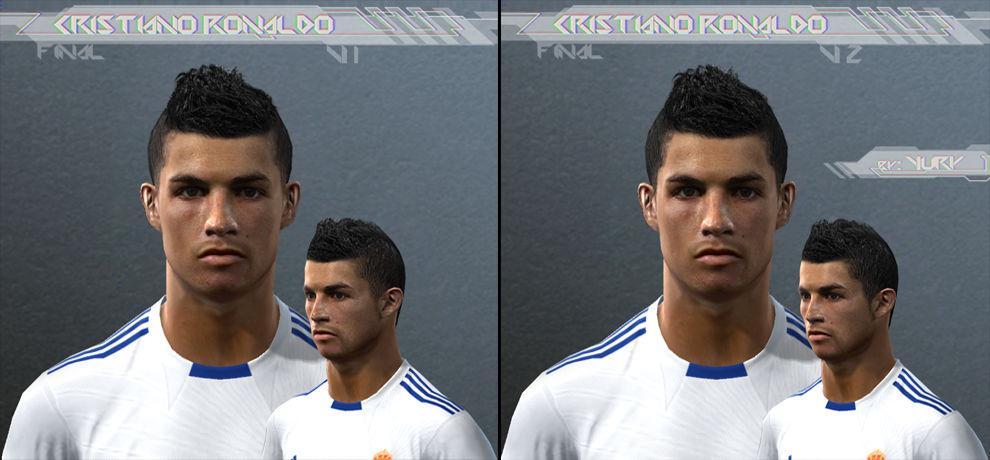Christiano Ronaldo Pes 2012 08