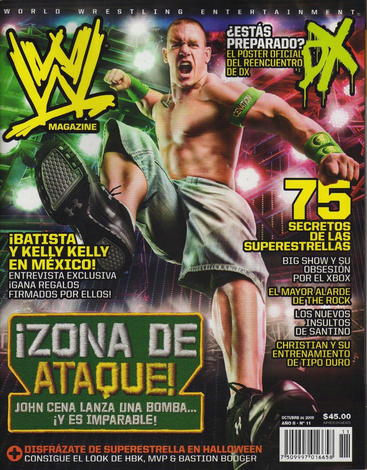 Magazine octubre