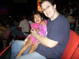 At Barney Show