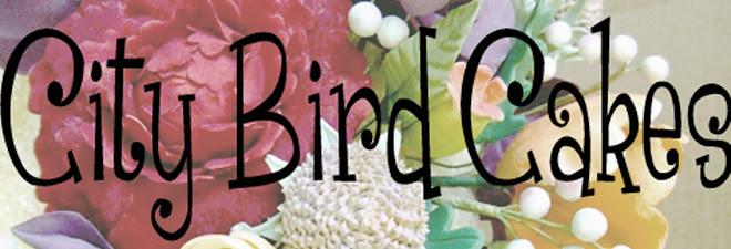 City Bird Cakes