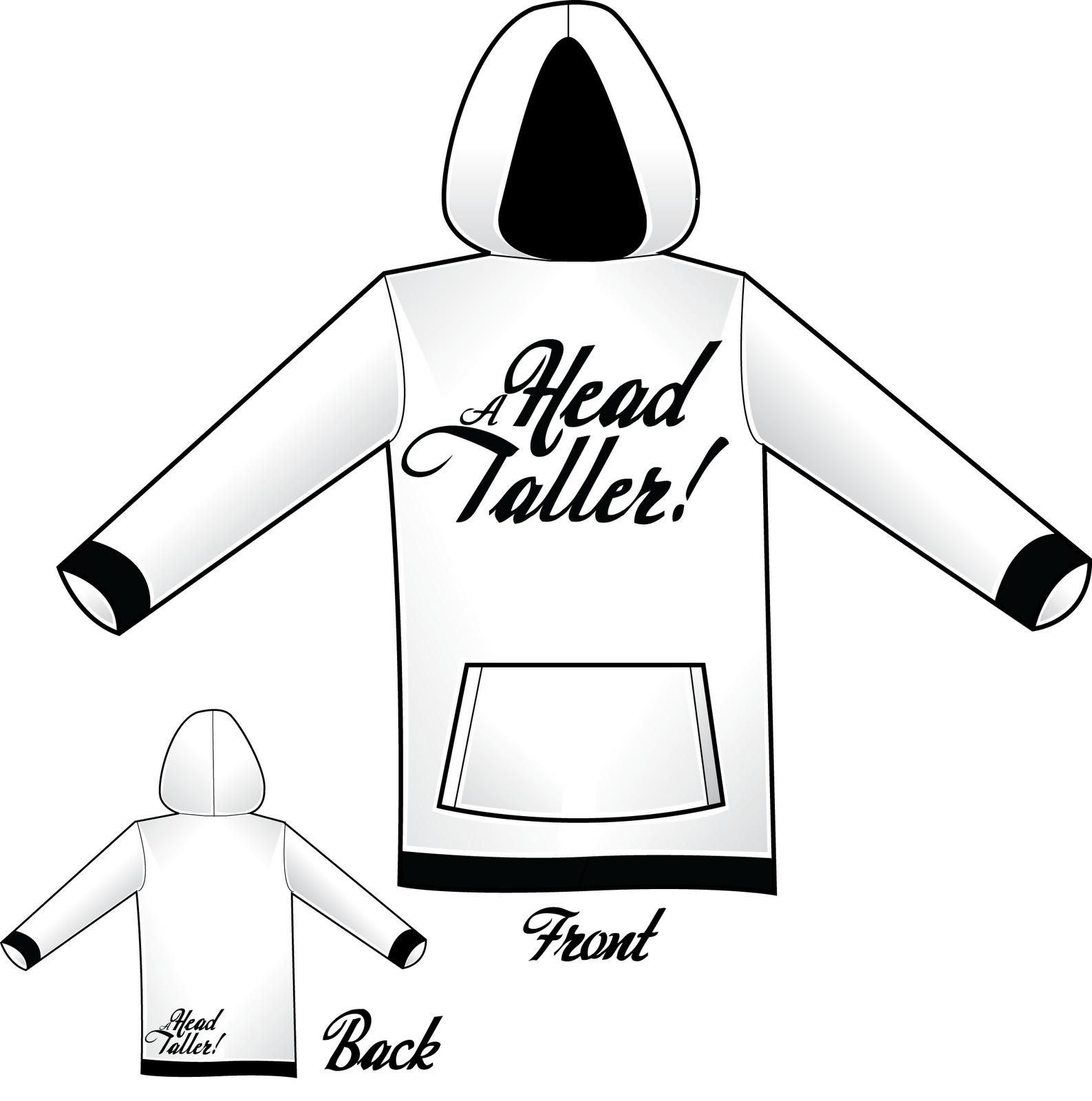 Shirt hoodie design - Thanks