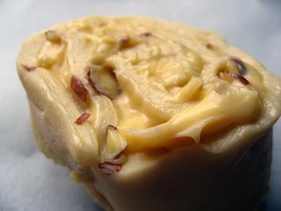 Almond Custard Buns