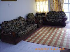 Kemudahan Perabut di Apartment