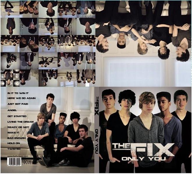The Fix Album Cover