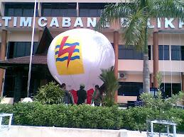 Balon Udara PLN Balikpapan
