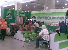 Booth Stan Jawa Barat