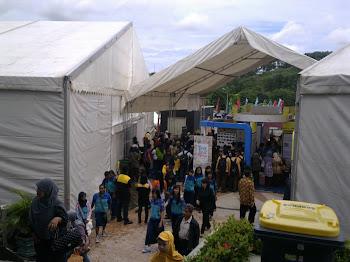 Booth Stand Kemdiknas