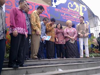Wakil Gubernur Kaltim - Walikota Balikpapan - Dewi Huges