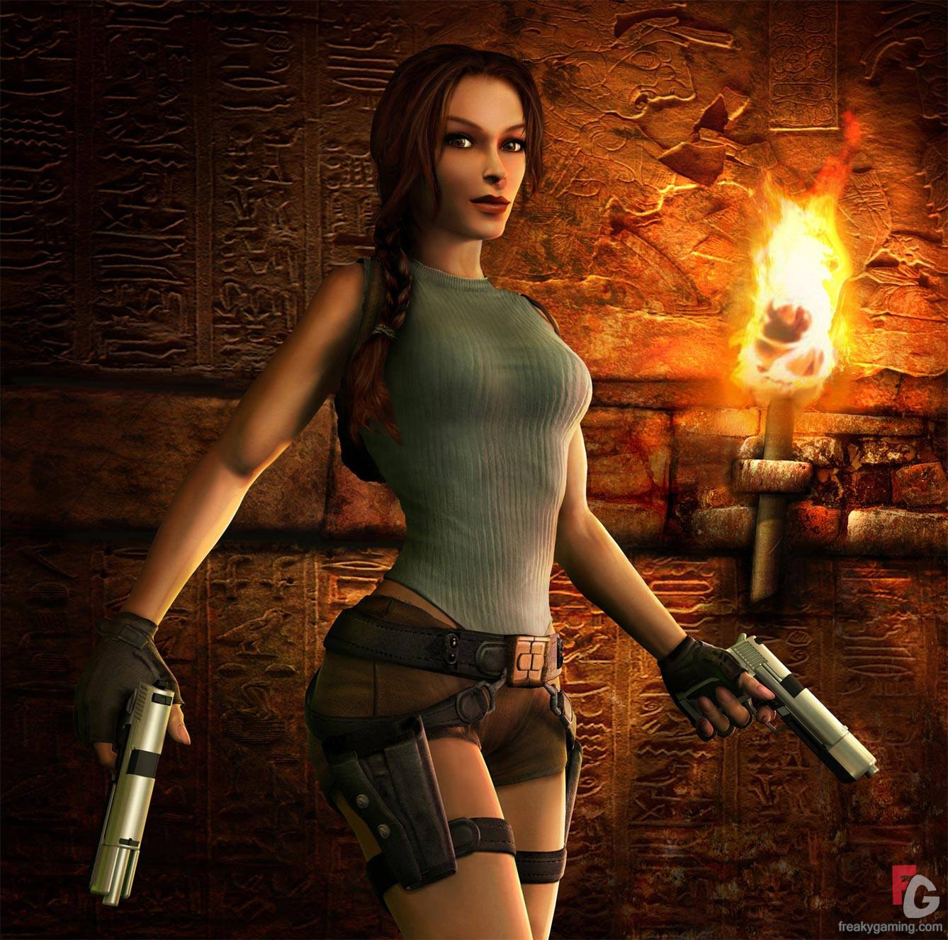 Photo lara croft pornographie xxx scenes
