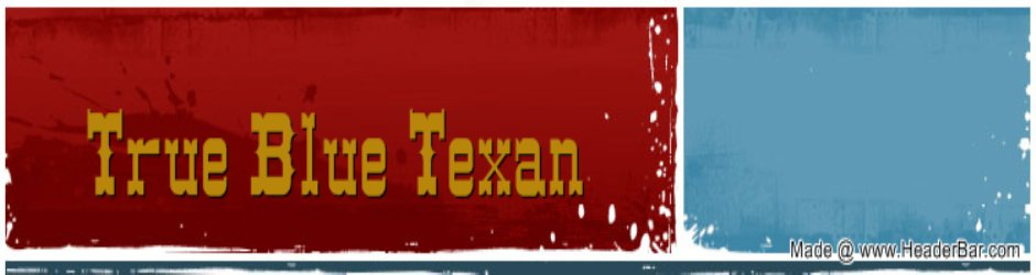 True Blue Texan