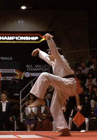 Karate Kid Kick True Blue Texan: Karat...