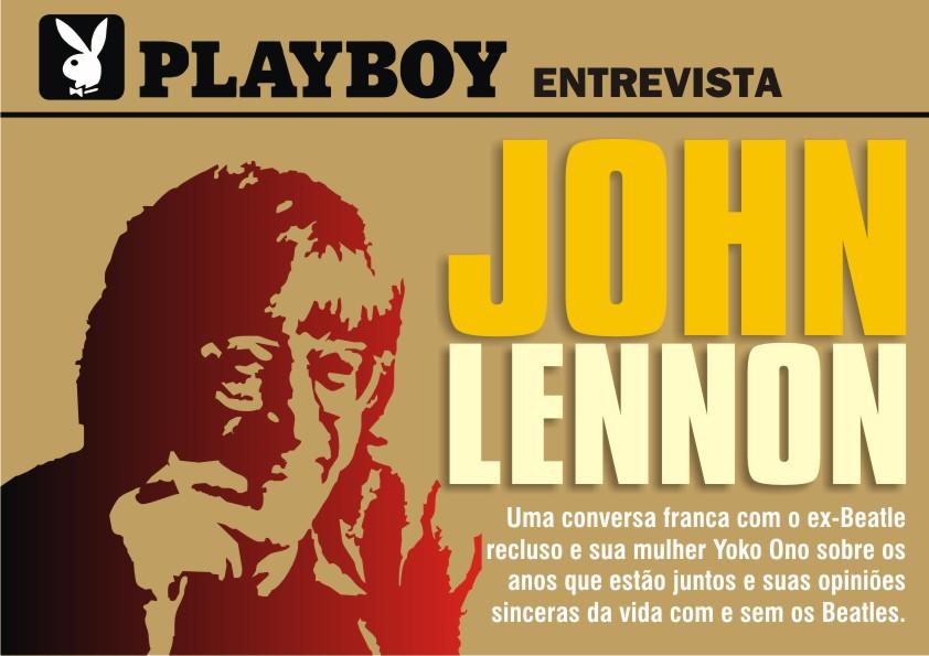 Playboy entrevista John Lennon