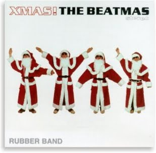 The Rubber Band - Jingle Bell Rock ao som de Beatles