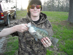 Fishing on Watts Bar Lake 2009