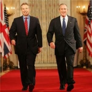 blair and bush special relationship